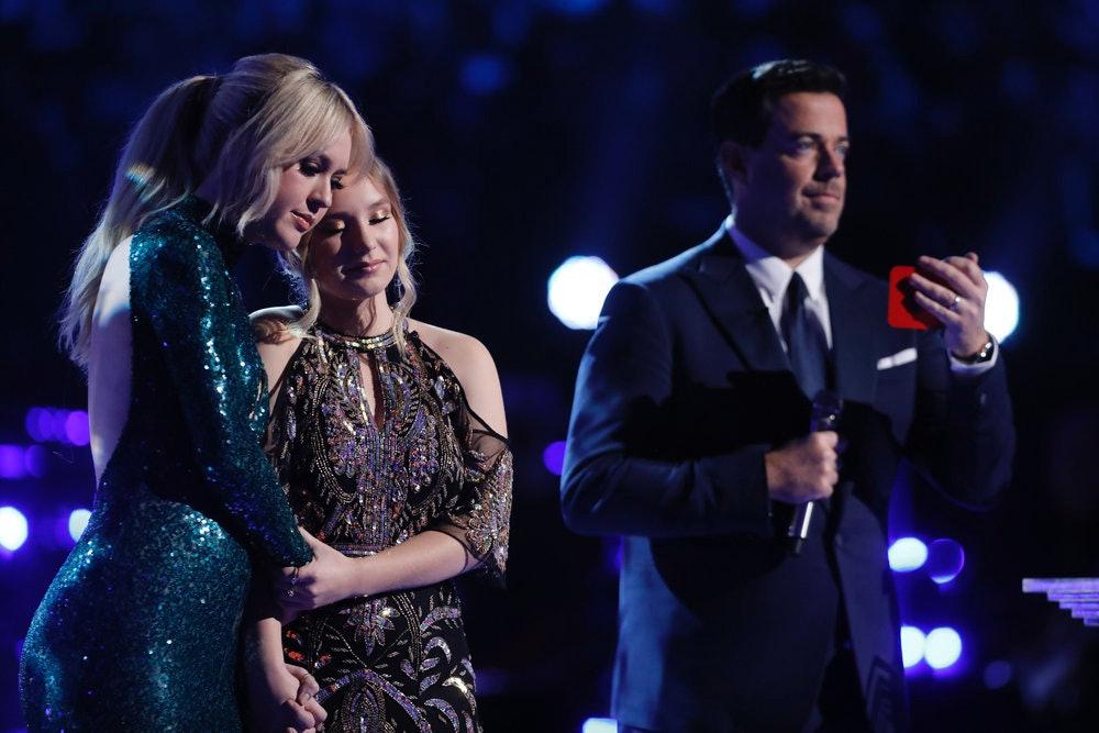Chloe Kohanski Wins The Voice for Team Blake and Nashville