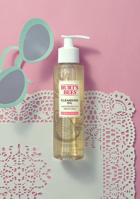 Burt's Bees Facial Cleansing Oil with Coconut & Argan Oil