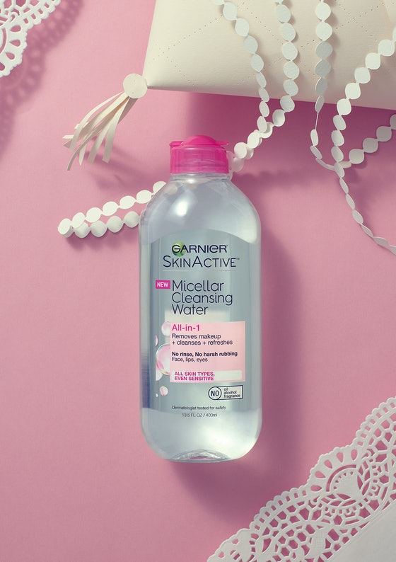 Garnier SKINACTIVE Micellar Cleansing Water All-in-1 Makeup Remover & Cleanser