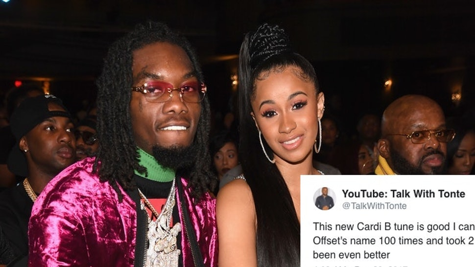 Cardi Bs Bartier Lyrics About Offset Sparked Criticism But She Quickly Shut It Down