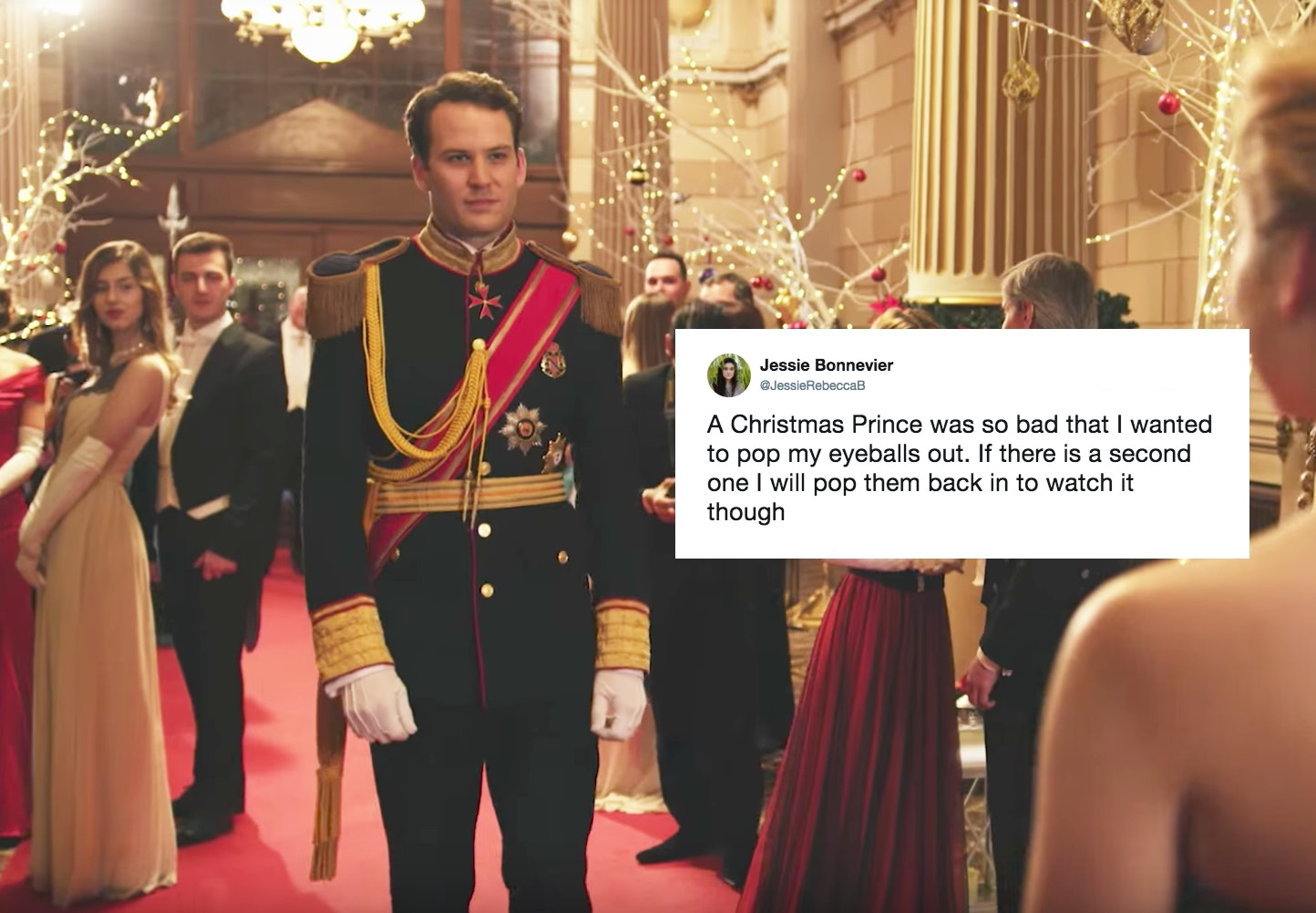 The 17 Best 'A Christmas Prince' Tweets
