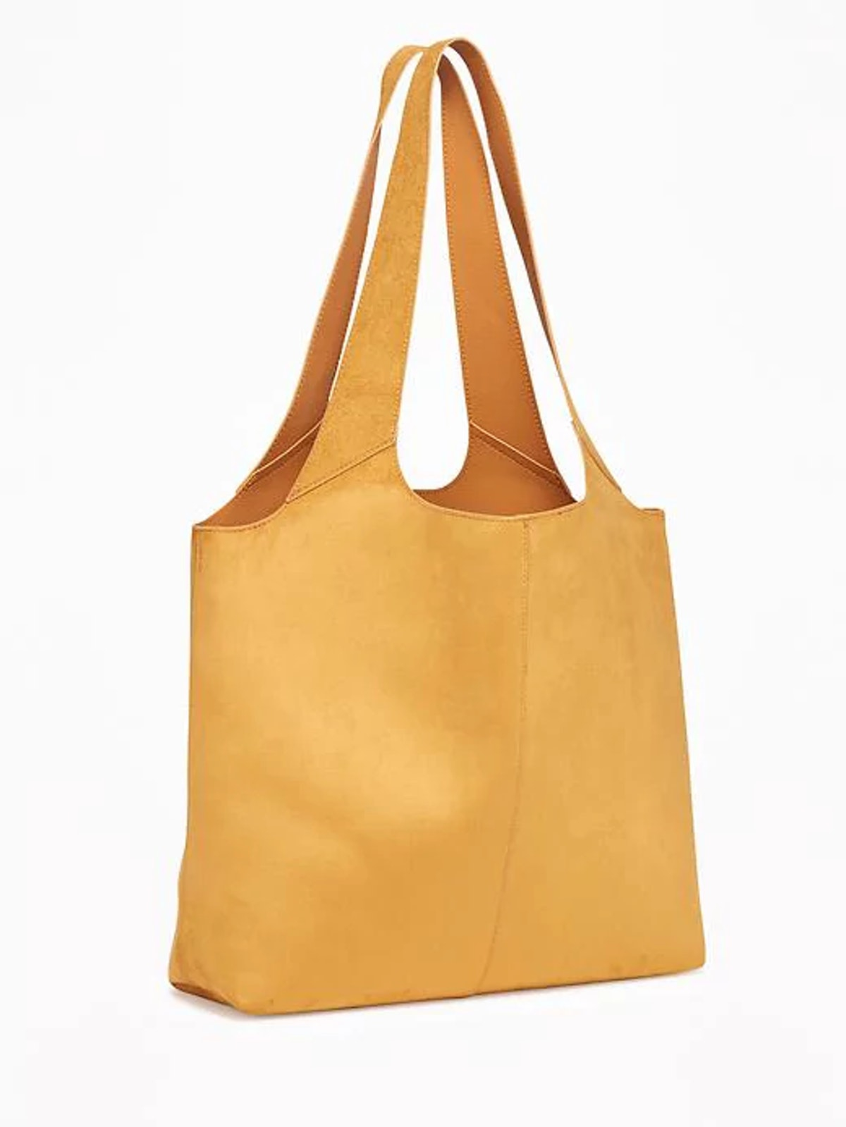 Sueded Tote & Wristlet