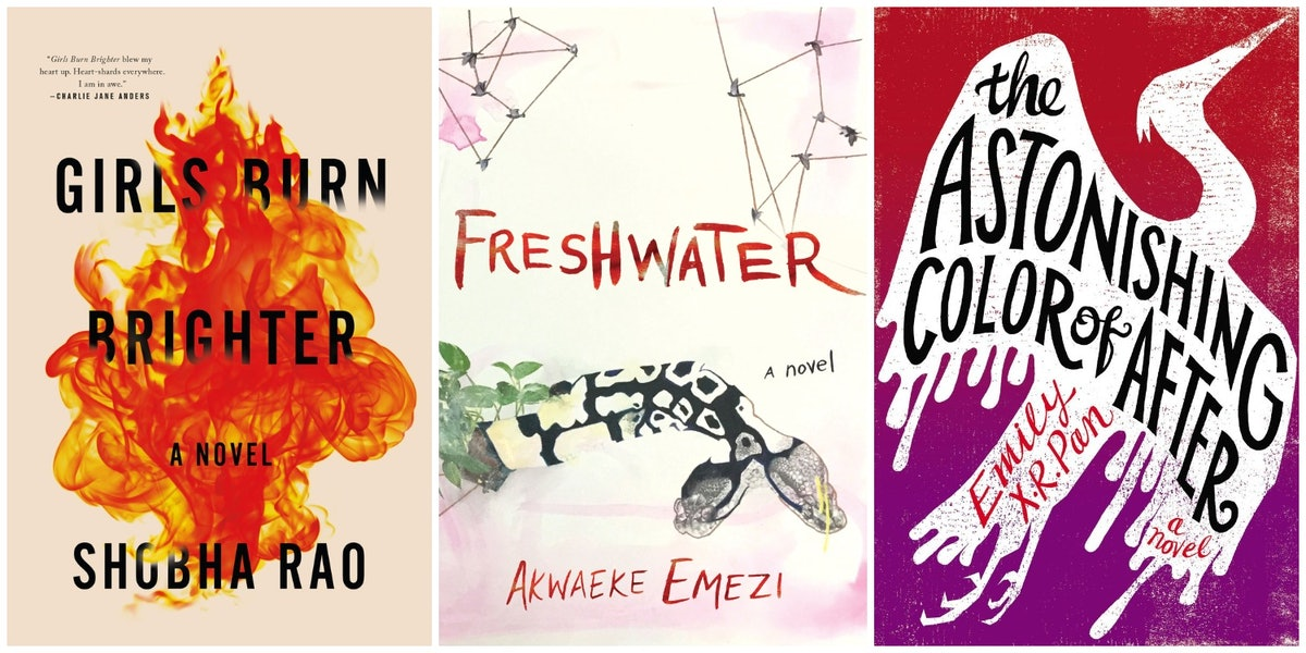 19 Debut Novels Coming Out In 2018 That You Definitely Won't Want To Miss
