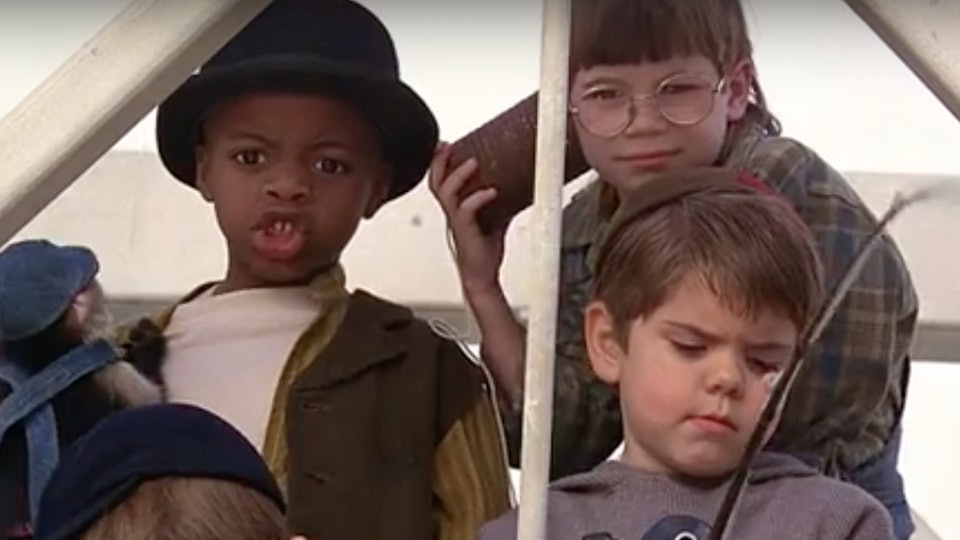 What Do The Little Rascals Kids Look Like Now These Photos Will