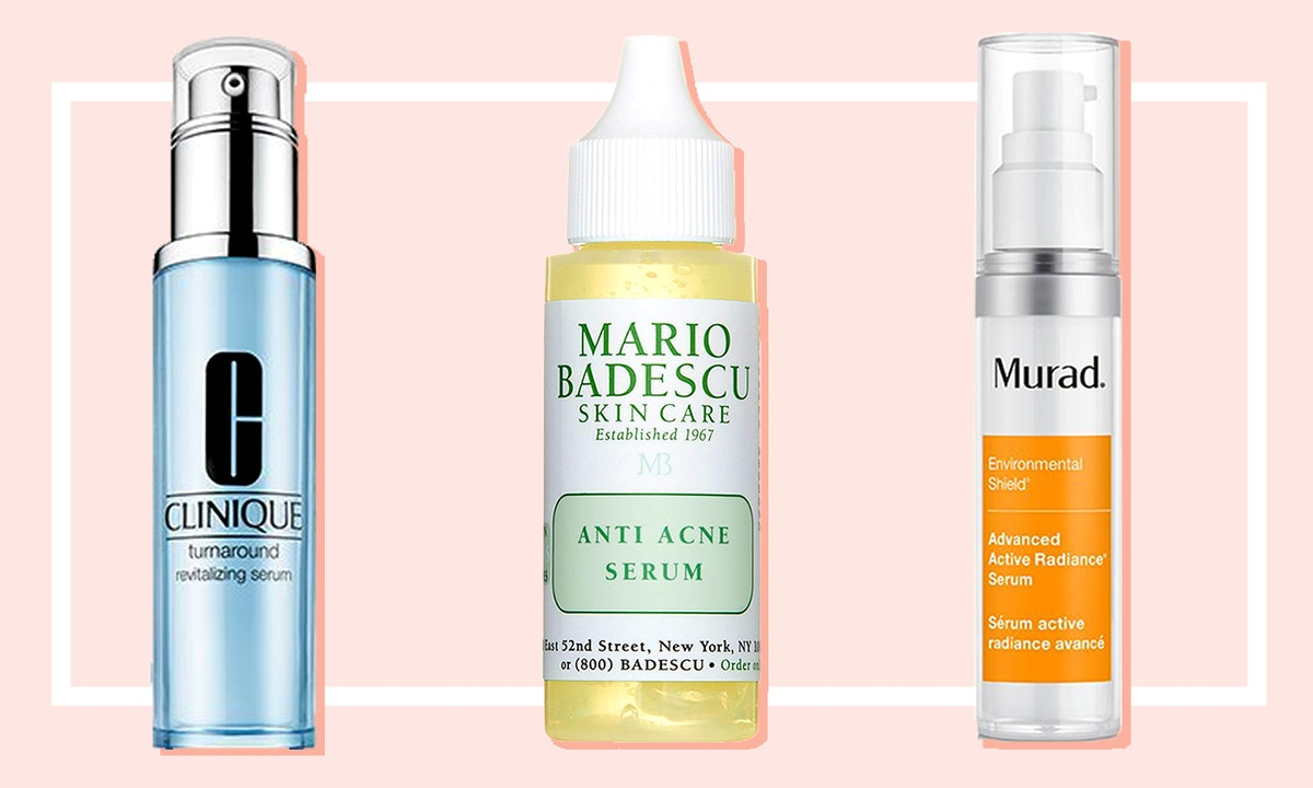 The 7 Best Face Serums