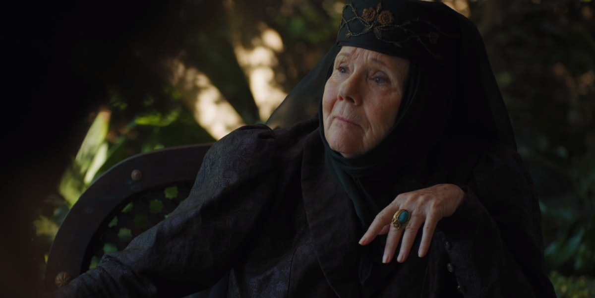 13 Lady Olenna One-Liners That Confirm She's The Best Character On 'Game Of Thrones'
