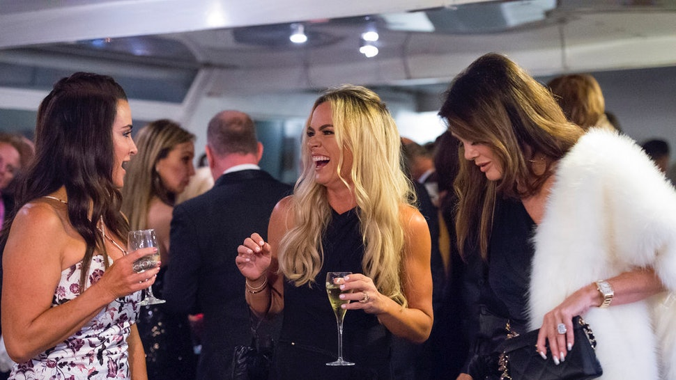 What Does Teddis Husband Edwin Do The Real Housewives Of Beverly