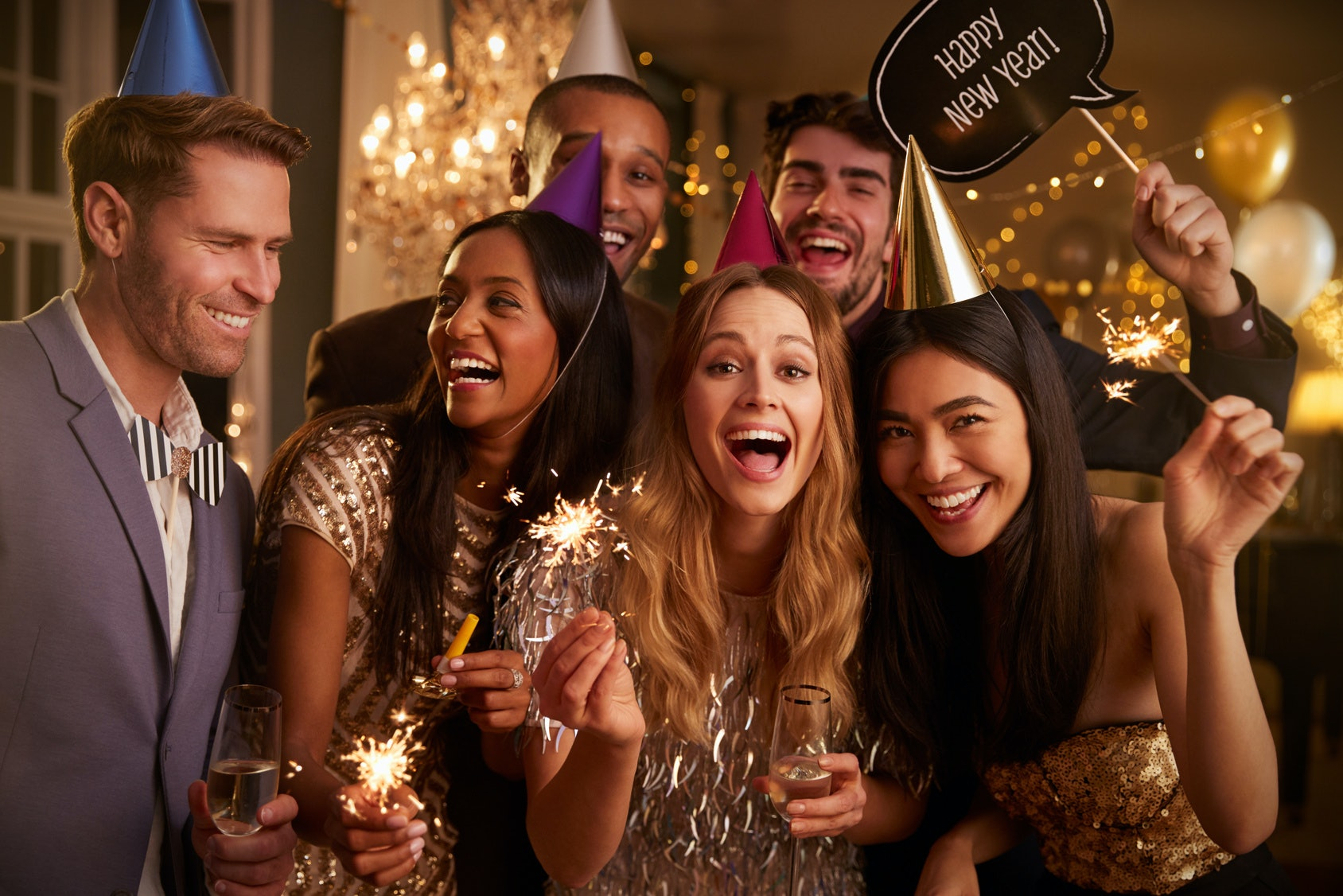 7 new years eve 2017 party ideas that are proof staying home can be the most fun