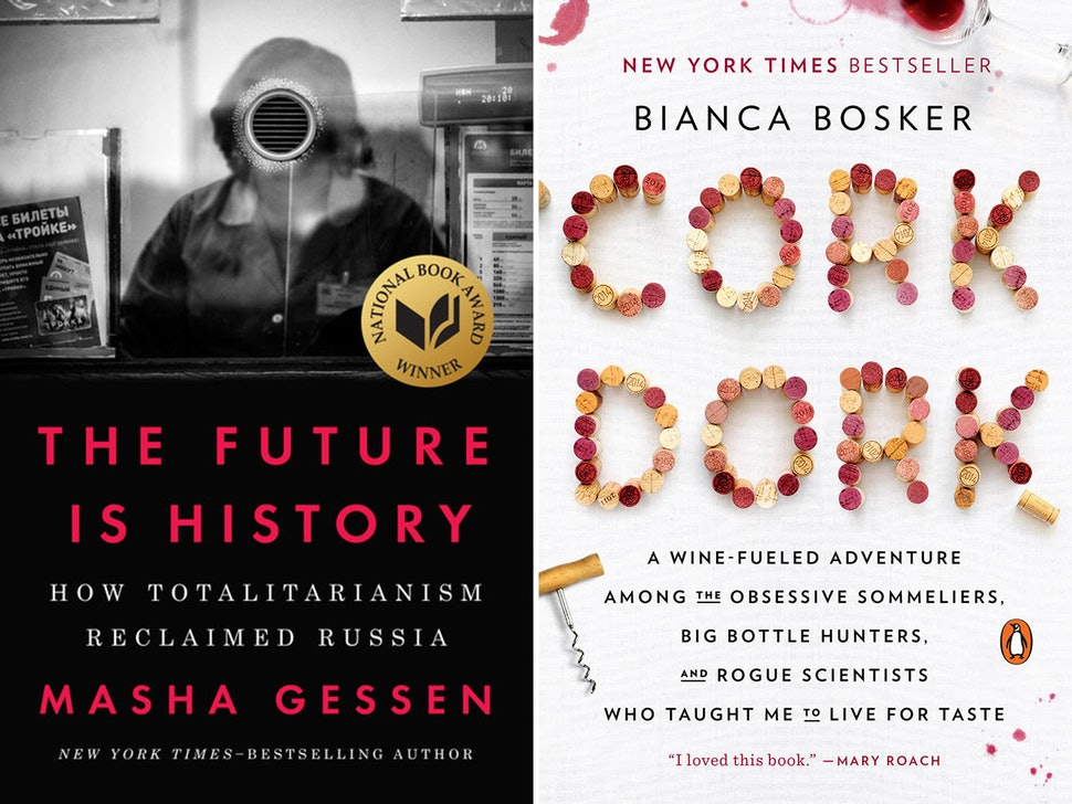 The 17 Best Nonfiction Books Of 2017