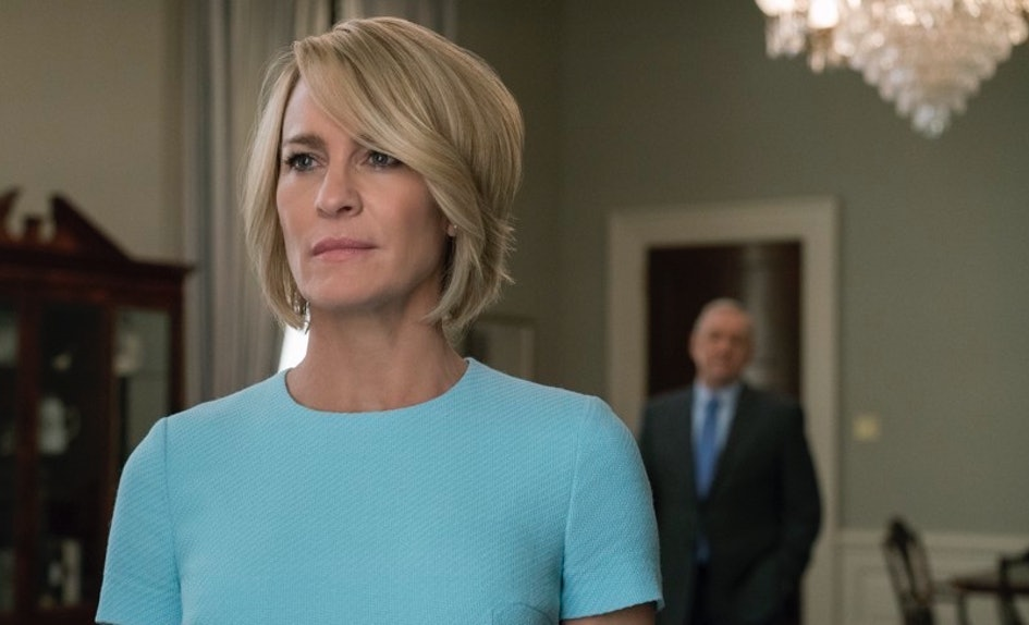 House Of Cards Season 6 Will Star Robin Wright Fans Are Thrilled