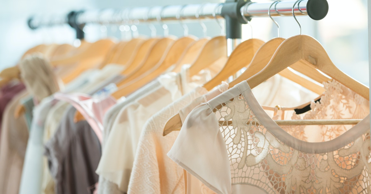 If You re Still Using Wire Hangers, This One Upgrade Will Transform Your Closet