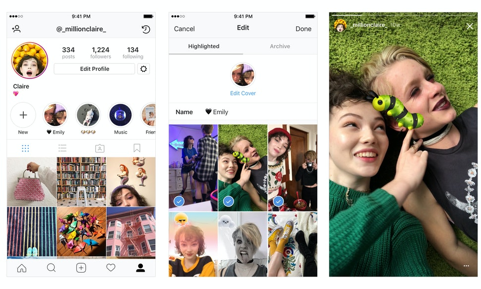 Why dont i have instagram story highlights heres what to do if why dont i have instagram story highlights heres what to do if you dont have the new feature yet ccuart Images