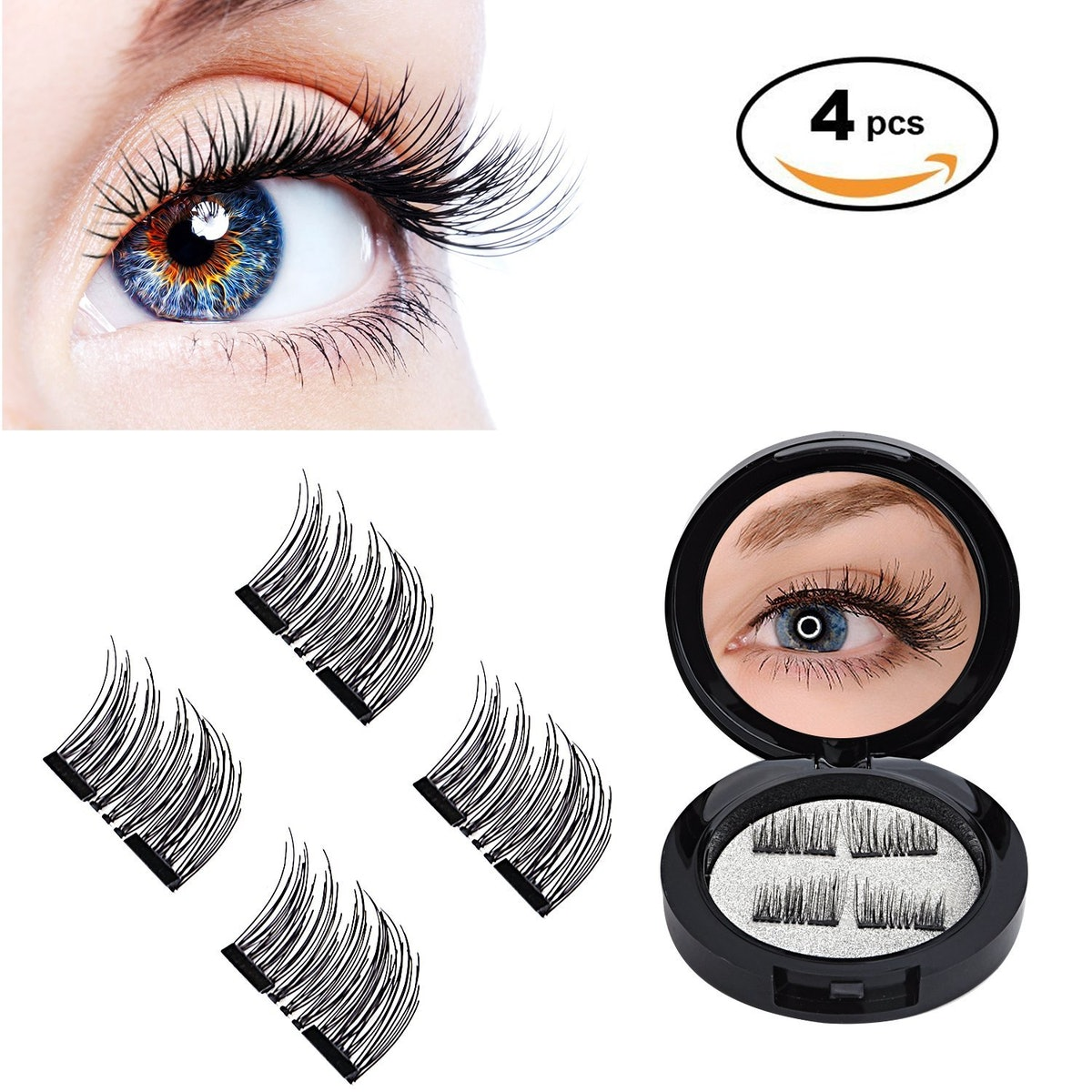 3D Magnetic Eyelashes by Websun