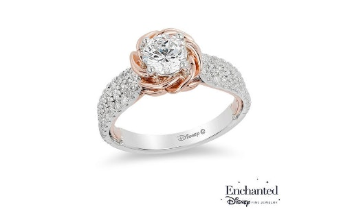 Zales Enchanted Disney Ring Collection Has The Internet