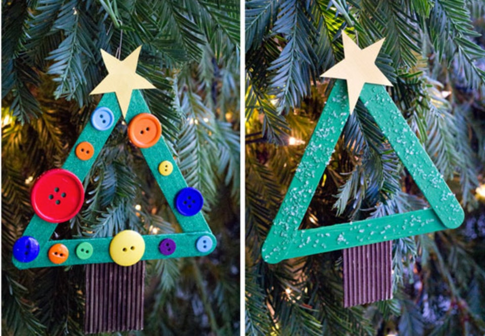 9 Cute Kid Friendly Diy Christmas Decorations That You Can Actually Do