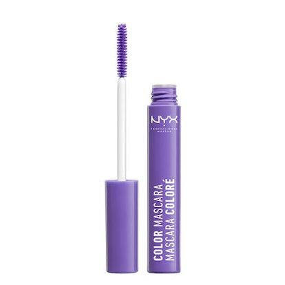 Color Mascara in Purple