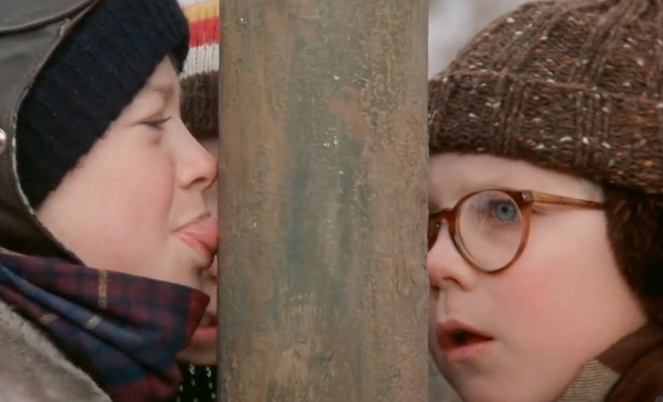 a christmas story live cast is clearly going to give the original a run for its money