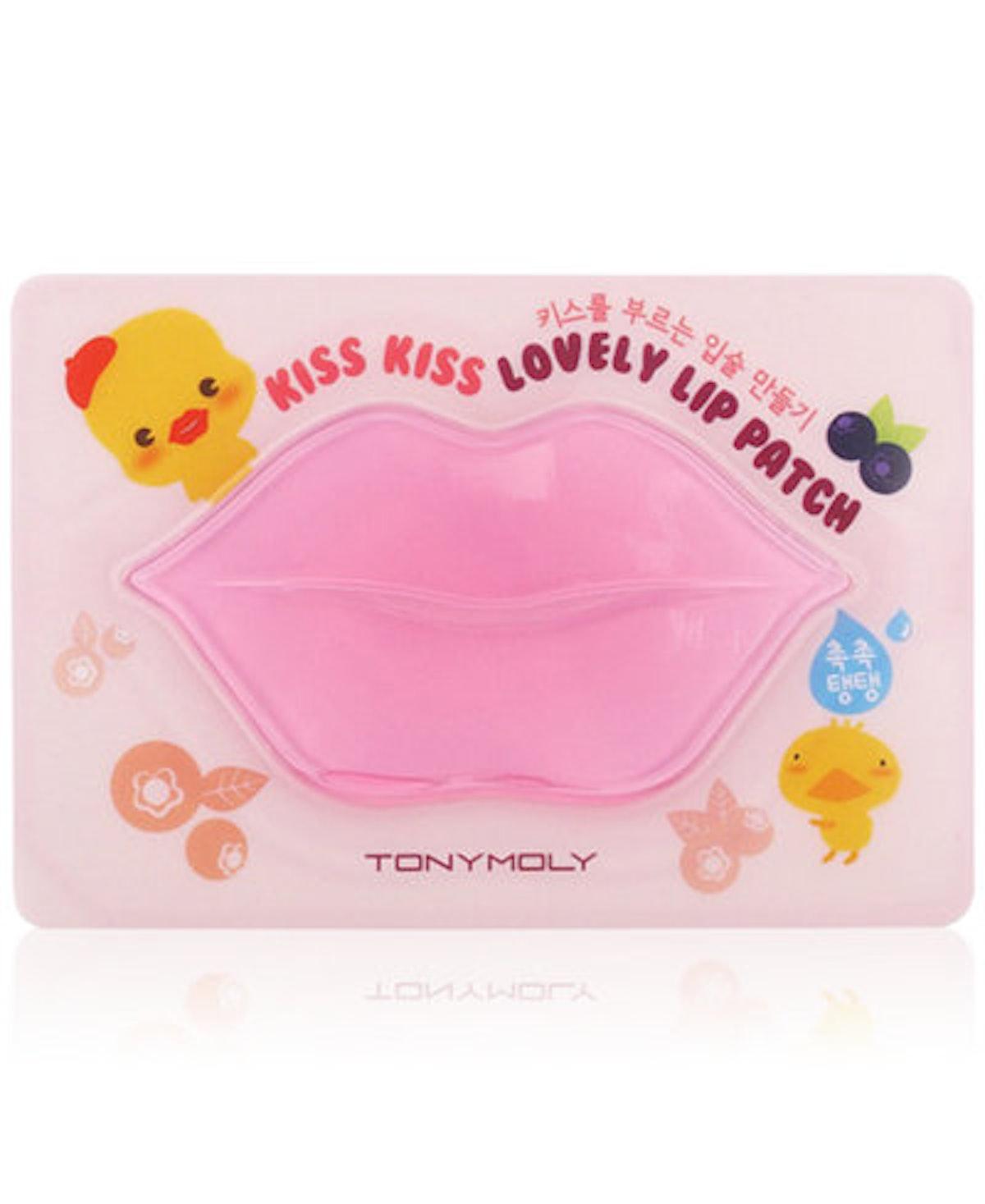 TONYMOLY Kiss Kiss Lovely Lip Patch