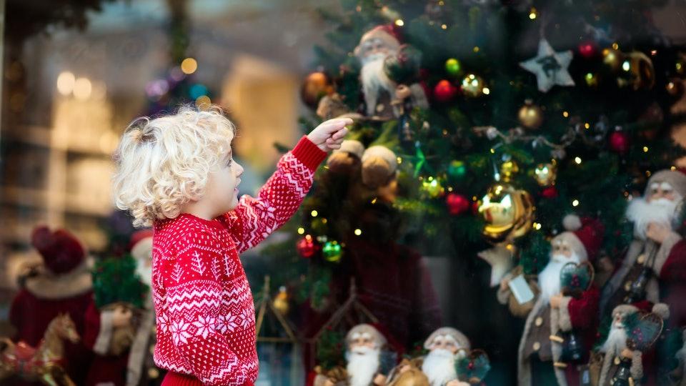 my husband i disagree about santa its totally ruining christmas