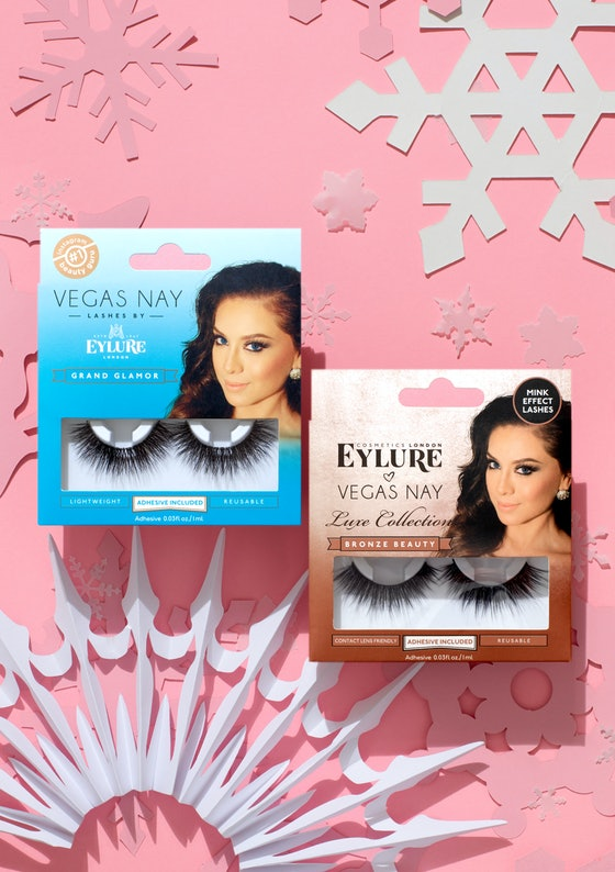 Eylure False Eyelashes Vegas Nay Luxe Collection