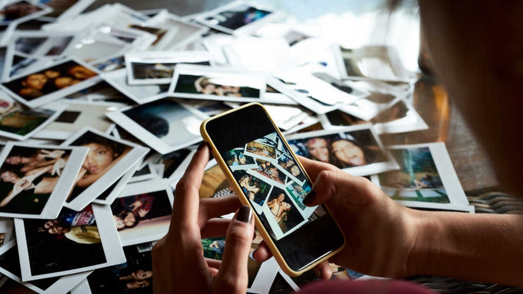 Should You Keep The Photos You Have With Your Ex? An Expert
