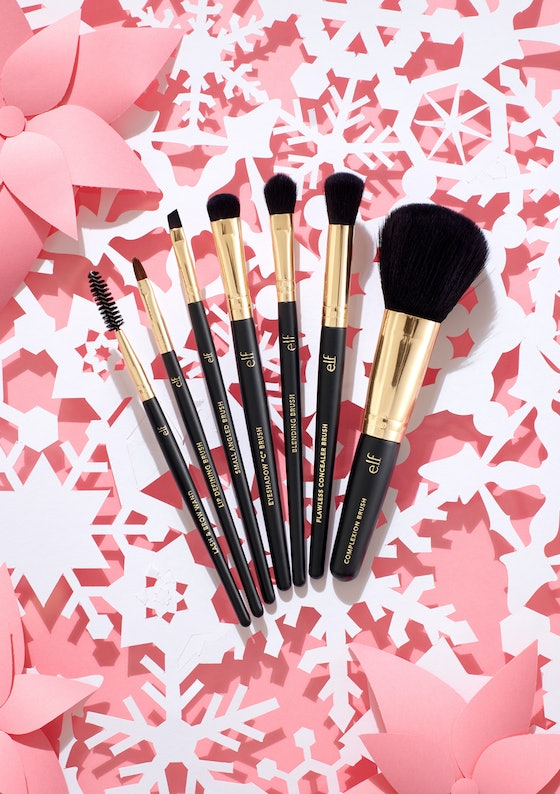 e.l.f. Holiday Brush Collection Set