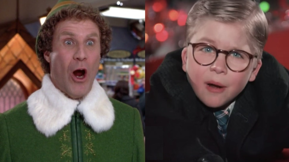 Ralphie Christmas Story.Ralphie From A Christmas Story S Cameo In Elf Is The Best