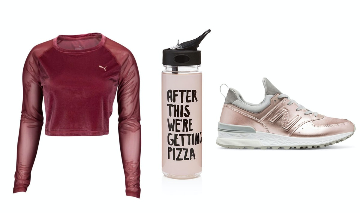 20 Stylish Sporty Gifts For The Fitness Lovers In Your Life (Including You)