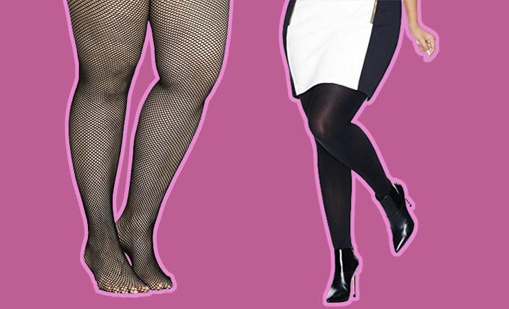Pantyhose two girls one pair