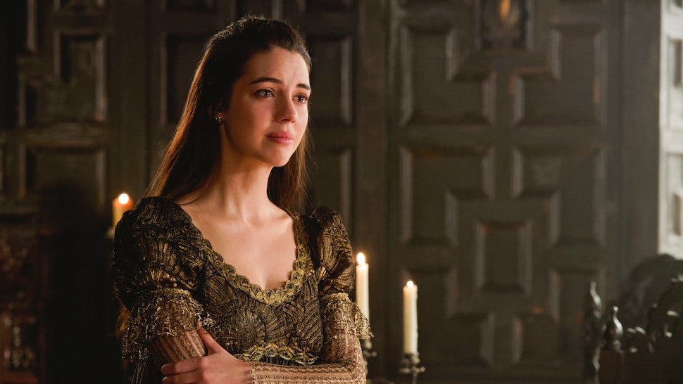 Reign' Won't Return For Season 5, But The Historical Saga