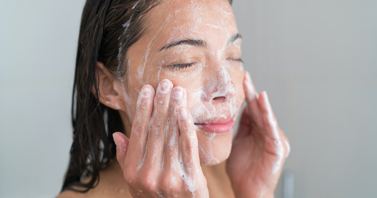 The 9 Best Cleansers For Sensitive, Acne-Prone Skin