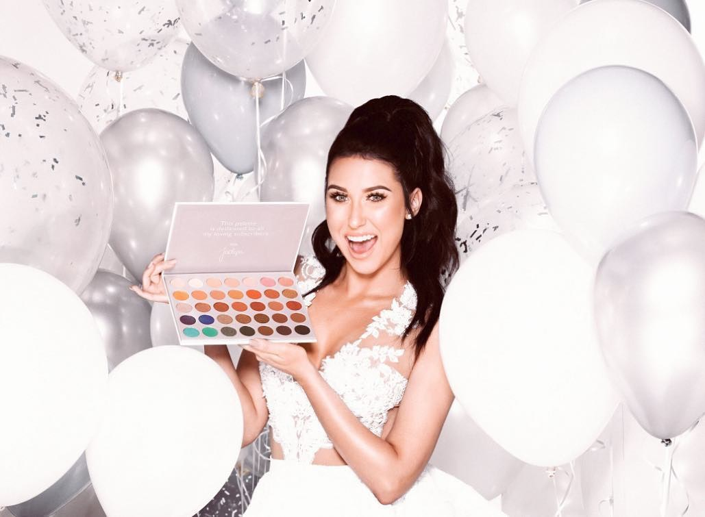 Jaclyn Hill's Morphe Palette Is Sold Out And Fans Have A Lot Of Feelings