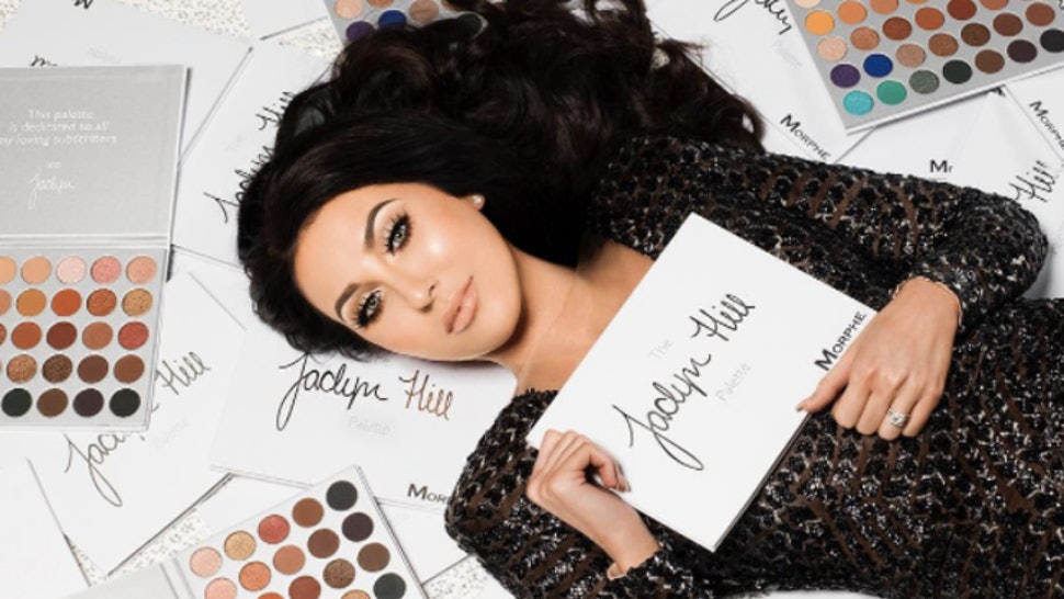 7 Jaclyn Hill X Morphe Tutorials To Show You How To Use The Palette