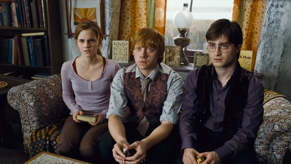 10 Details From Harry Potter That Totally Went Over Your Head As A Kid
