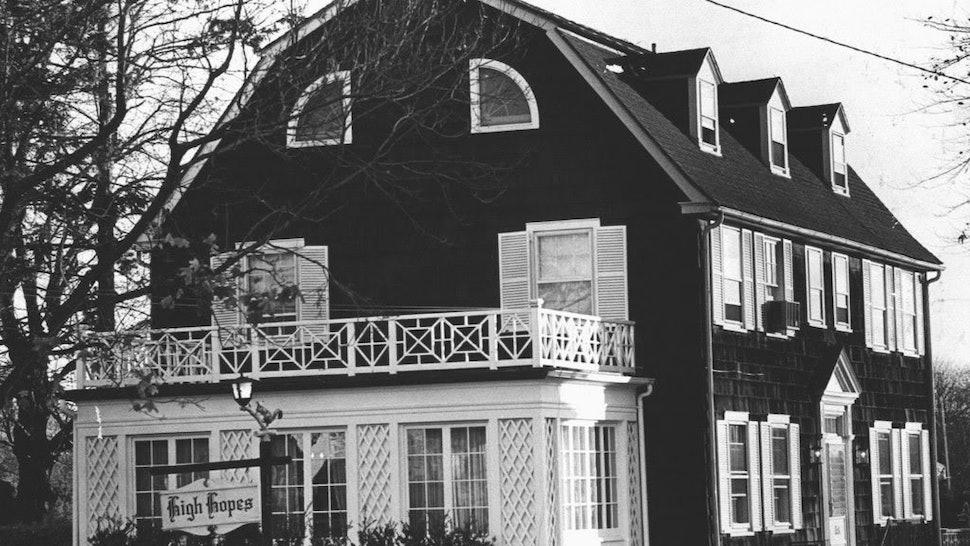 نتيجة بحث الصور عن Amityville House