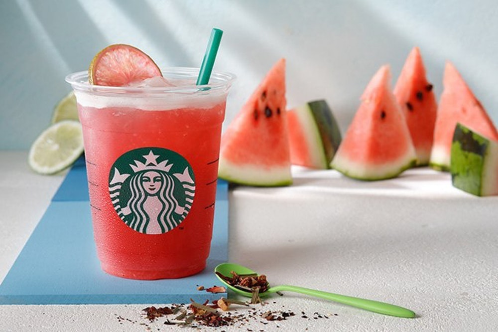 Starbucks summer