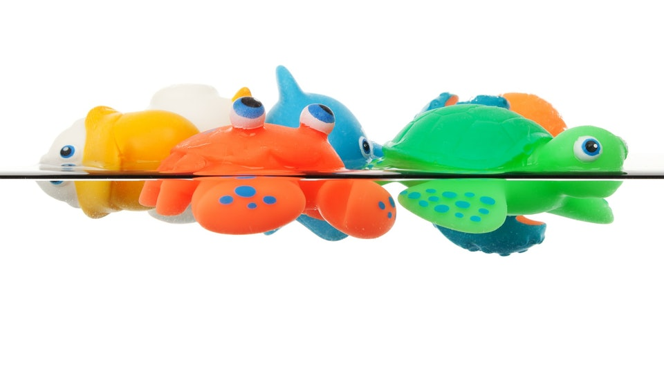 What Can You Do To Keep Bath Toys From Molding? They Require Some ...