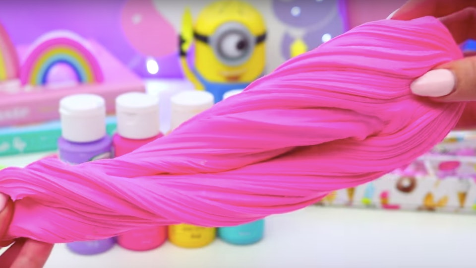 How To Make Giant Bubble Gum Slime That Puts All Other Recipes Shame