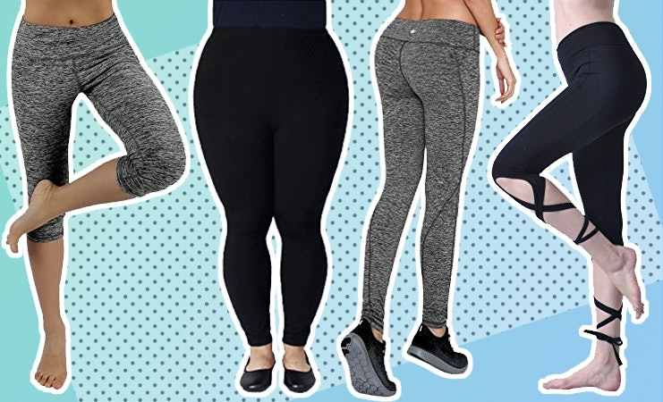 See Through Yoga Pants Panties