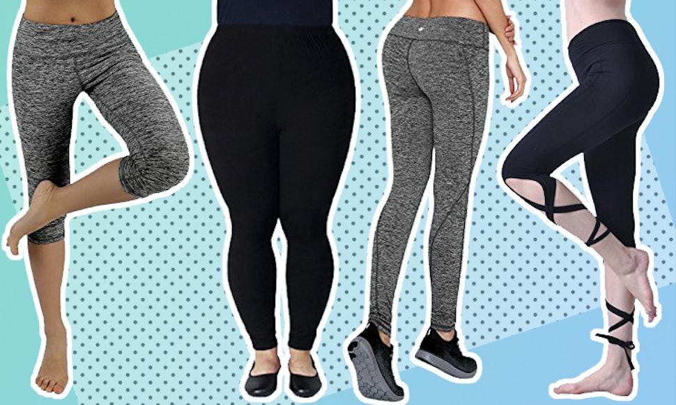 12 Leggings That Arent See Through