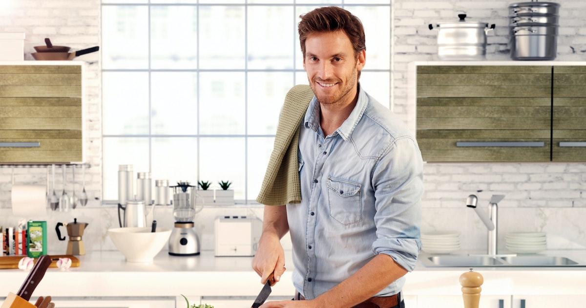 кухни фото мужчины - 13