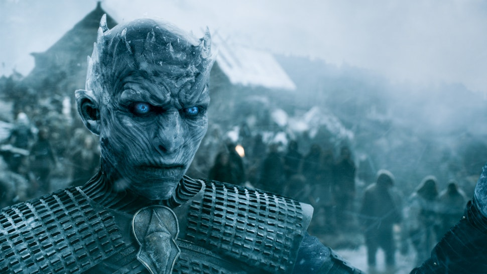 Image result for game of thrones night king