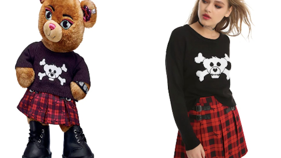 89f8937ddc Build-A-Bear x Hot Topic Is The New Nostalgic Collaboration You Really