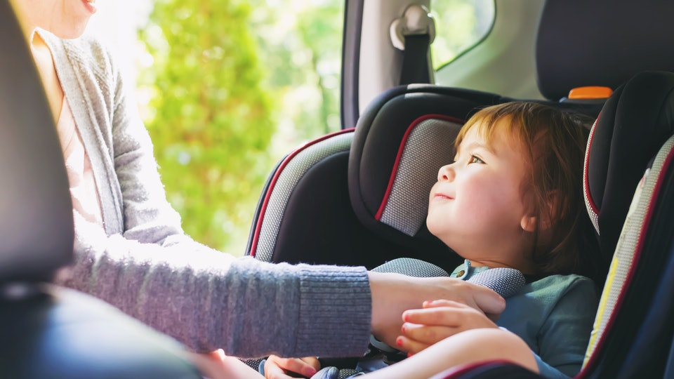 This Is What Happens In A Collision When Toddler Rides Forward Not Rear Facing