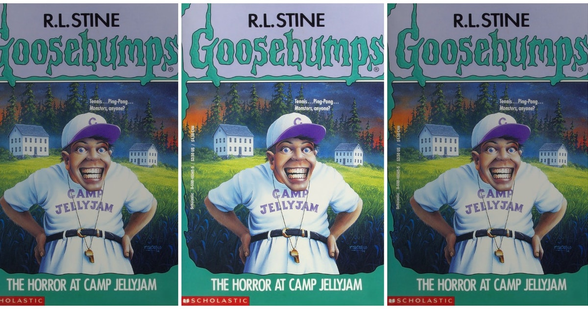 11 Creepy Goosebumps Covers That Definitely Gave You Nightmares As