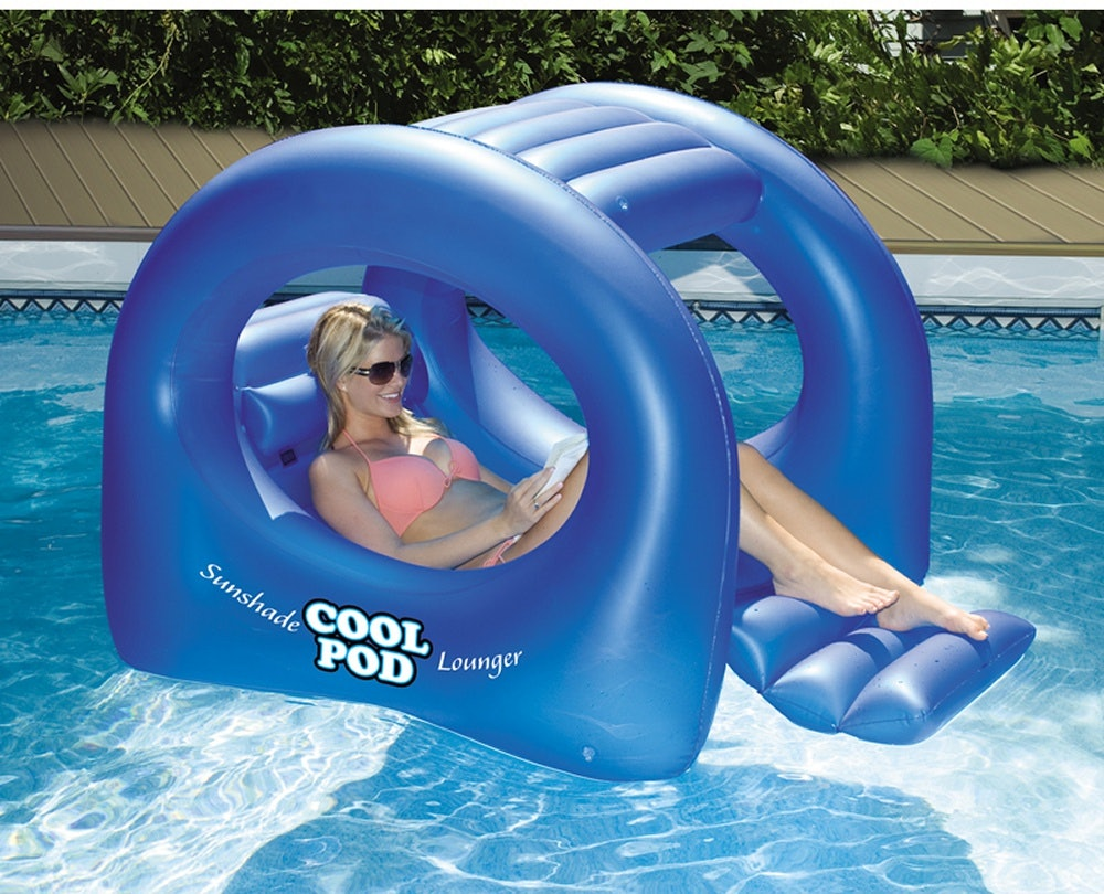 These 13 Pool Accessories Will Make Reading By The Water So