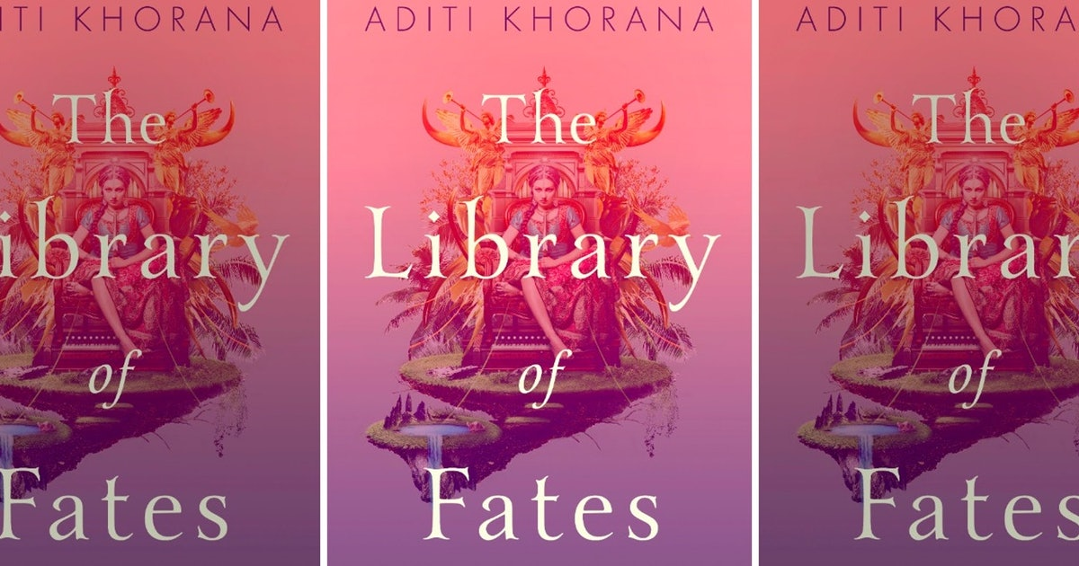"""Aditi Khorana Combines Myth And Reality In Dazzling Ways In """"The Library Of Fates"""""""