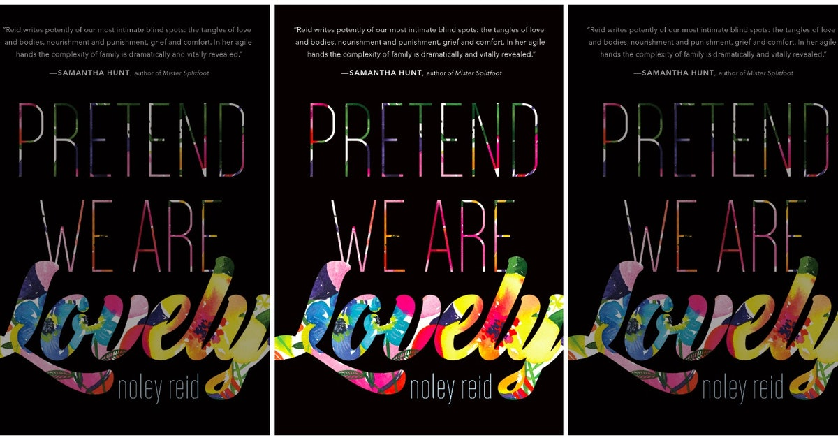 """""""Pretend We Are Lovely"""" By Noley Reid Is A Haunting Examination Of Body Image"""
