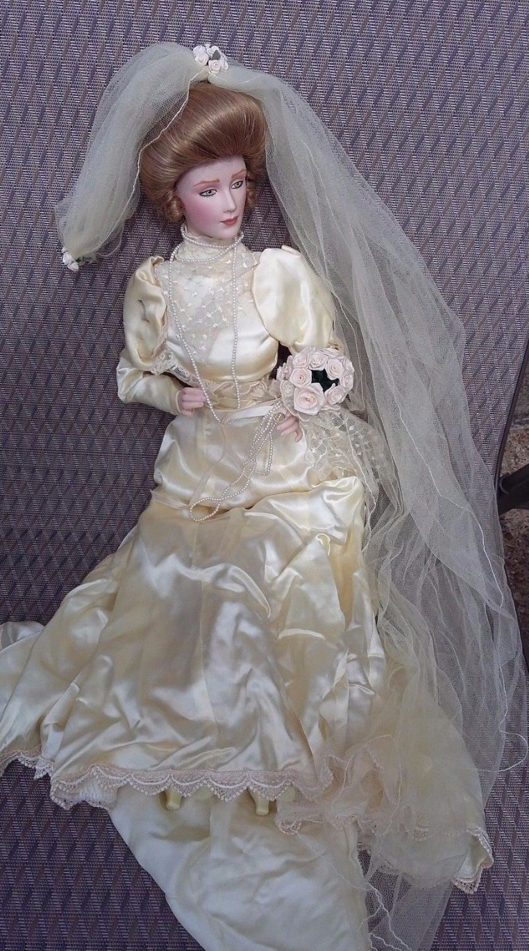 A Woman Is Very Desperate To Get Rid Of This Doll That Is Haunting