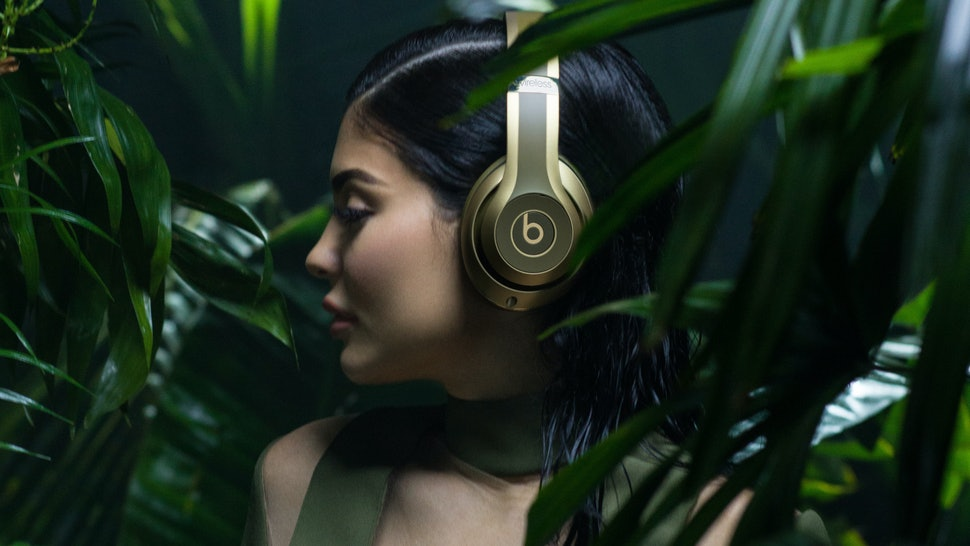 fa71b5c1a1a Kylie Jenner Stars In Beats By Dr. Dre's Newest Collaboration Campaign With  This Major Fashion Brand